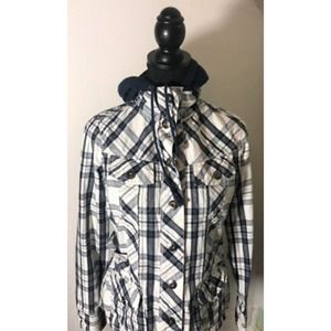 Maurices women's size S jacket, utility style